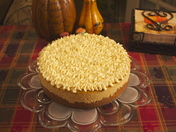 Yummy Pumpkin Cheesecake!