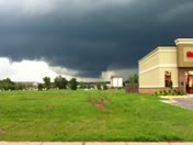 Fort Smith Wall Cloud Video