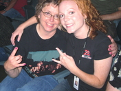Hard Rockin' Duo!