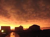 The Sunset!!!!!