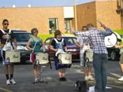 Bellevue West Band Camp 2010