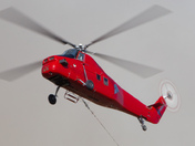 Engine 58 - The Giant Red Helicopter
