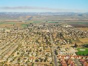 Greenfield from the Air