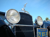 Packard grille