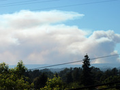 Lockheed Fire Capitola View 4pm