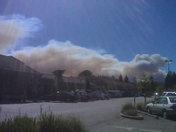 Bonny Doon fire