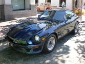 Clayton's '73 240Z