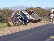 Espinosa Road Crash