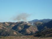 robinson cyn rd fire saturday pm
