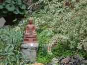 Budha at River Inn-BigSur