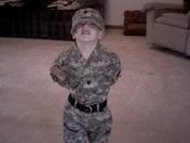 Daddys Battle Buddy (NoahErvin)Noahs dads an Iraq vet. He served 2007-2008. He i