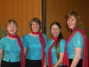 Vocal Point quartet sings throughout Monterey County