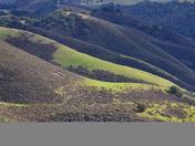 East Carmel Valley between rains