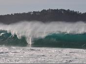 Big Waves, Carmel Beach