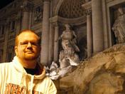 Husker Fan in Italy