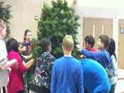 Giving Tree Setup 1