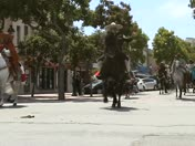 Old Town Horse Parade preview