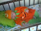 Sleepy Pumpkin Colton