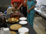 WRMC Willard Walker Hospice House Celebrates Thanksgiving