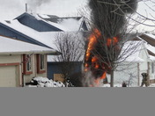 House Fire in West Omaha (1)