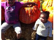 cousins @ pumpkin patch