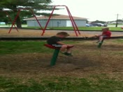 Grandkids Summer Fun in the park