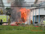 CANDID PHOTOS OF THE HOME SUPPLY STORE FIRE IN SWATARA