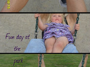 To the  park with daddy