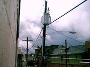 storm Friday 8-21-09 Ephrata