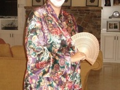 Me As a Geisha Girl!