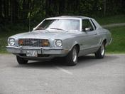 1976 mustang II