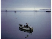 Calm Morning in Rockland, Maine