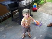 Grandson Vincent
