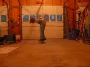Ian Perry Skating.