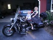 Grandkids on the bike