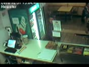 Caught on tape...tip jar thief.