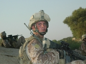 Cpl. Sam Dillon, Brookline and Roslindale MA - 2/6 USMC, Marjah Afghanistan