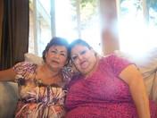me n my mom