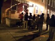 vigil held for slain city teen