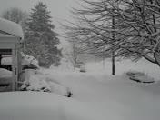 Manheim Twp. snow plow at work in Grandview Heights