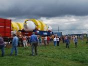 Crowds seeing the Generators