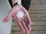 Holding Hail in Maytown