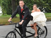 Wild wedding!