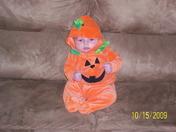 Pumpkin Connor