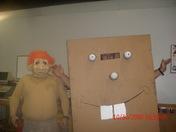 Me(dan) the troll and my freind hunter boxman squarepants