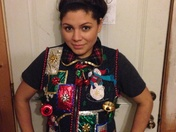 Crazy Holiday Sweater
