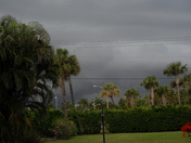 Storm approching from West to East