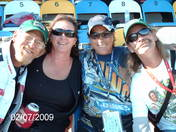 we love raceing and friends