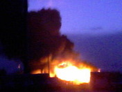 Feed Mill Fire,Okeechobee