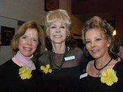 Mona Salisbury, Pat Schmader & Jeannie Ferrara